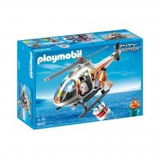 Hélicoptère bombardier d'eau réf.5542