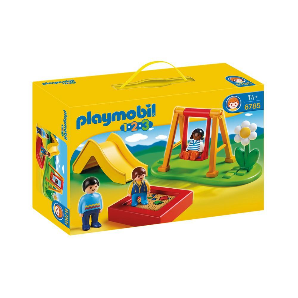 enfants et parc de jeux r playmobil 1 2 3 jeux jouets loisirs enfant smallable. Black Bedroom Furniture Sets. Home Design Ideas
