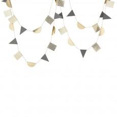 Guirlande papier - Multicolore