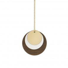 Décoration bois Cercle