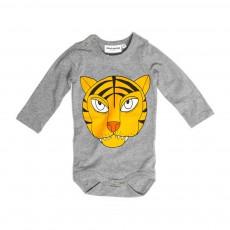 Body Tigre Gris