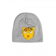 Bonnet Tigre Gris