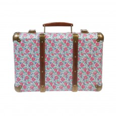 Valise liberty Poppy vintage