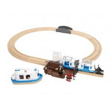 Circuit liaison maritime