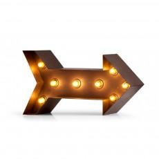 Lampe flèche