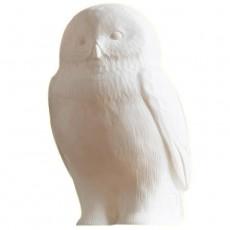 Lampe Chouette Blanc
