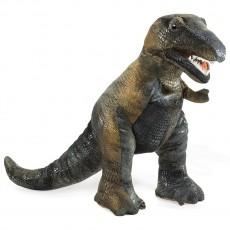Marionnette Tyranosaure Vert