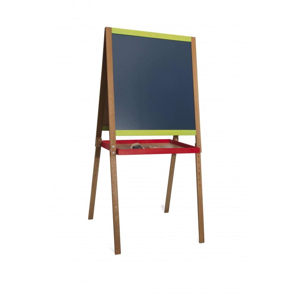 grand tableau cr atif avec fonction dessin jeujura jeux jouets loisirs enfant smallable. Black Bedroom Furniture Sets. Home Design Ideas