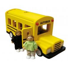 Autobus 3 passagers