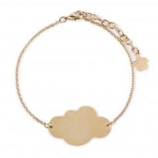 Bracelet Nuage Doré