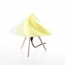 Lampe Chantilly - Constance Guisset - Petit modèle Jaune pâle