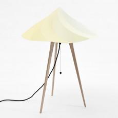 Lampe Chantilly- Constance Guisset - Grand modèle Jaune pâle