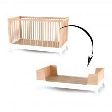 Kit évolutif pour lit bébé - Blanc