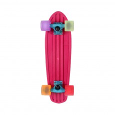 Skateboard Bantam Mash Up - Rose fuschia