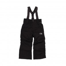 Pantalon Ski Bretelles  Noir
