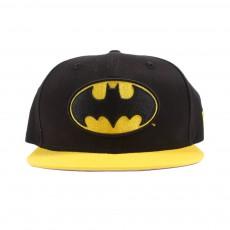 Casquette Snapback Ajustable Batman Noir