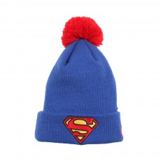 Bonnet Superman Bleu