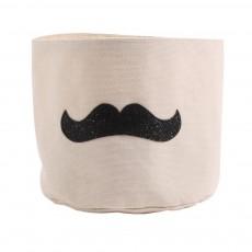 Panière moustache