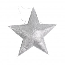 Mobile étoile Argenté