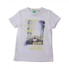 T-Shirt Finlay Blanc