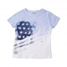 T-Shirt Duran Bleu ciel