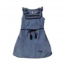 Robe Vela Bleu
