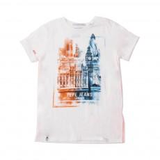 T-shirt Ezun Blanc