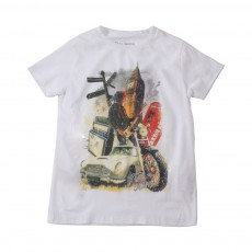 T-Shirt Jon Blanc
