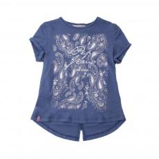 T-shirt Dora Bleu