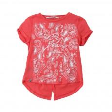 T-shirt Dora Rouge