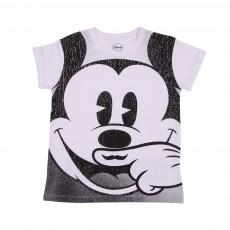 T-shirt Mickao Blanc