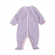 Pyjama Pieds Majorel Maniere Bleu