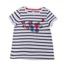 T-shirt Marissa Blanc