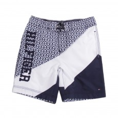 Short de Bain Mixed Bleu
