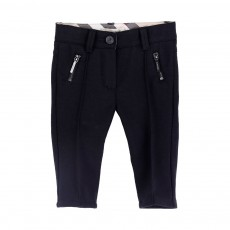 Pantalon Milano Bébé Noir