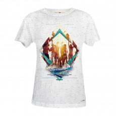 T-Shirt Goparty Blanc
