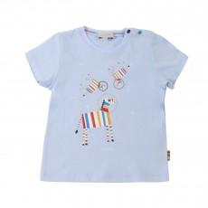 T-shirt Horius Bleu ciel