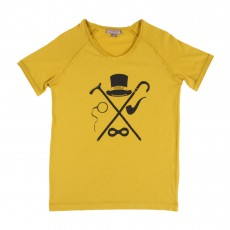 T-shirt Dandy Ocre