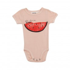 Body Watermelon Rose poudré