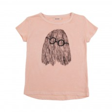 T-Shirt Clever Ghost Rose poudré
