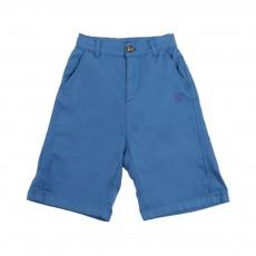 "Bermuda Chino ""BC"" Bleu roi"