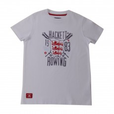 T-Shirt Rowing Blanc