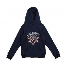 "Sweat ""University Of Lucha Libre"" Mondy Bleu nuit"
