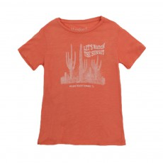 T-shirt Cactus Orange