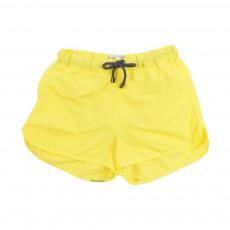 Short de Bain Bahia Jaune citron