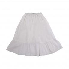 Jupe Longue Mandalay Blanc