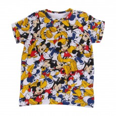 T-Shirt Mickall Multicolore