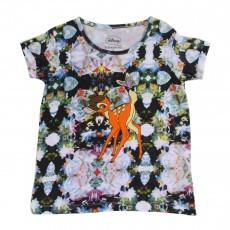 T-Shirt Bambipap Noir