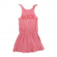 """Robe """"Rock"""" Rose"""