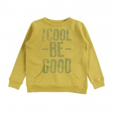 Sweat Be Cool Be Good Ocre